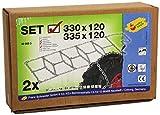 Rolly Toys rollySnowgrip (für Trettraktoren; Radgrößen: 325x110, 330x120, 335x120-12M; 2 Stück; einfache Montage) 409693
