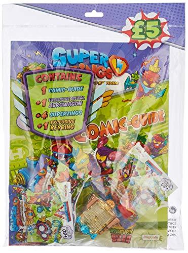SUPERZINGS- Series 5 Starter Pack (Magic Box PSZ5S112SP00) , color/modelo surtido