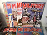 A Set of 10 New Back Issues of Military Modelling Magazine Set #7
