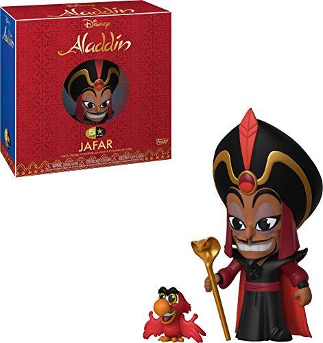 Funko 35762 5 Estrellas: Aladdin: Jafar, Multi