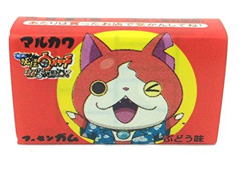 丸川製菓 妖怪ウォッチガム 1個×55個