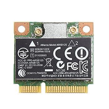 ONTRACKER WIFI CARD WIFI Wifi Wifi Wireless PCI-E Card for Atheros AR5B125 SPS 675794-001 H-P PN 670036-001
