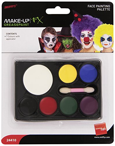 Smiffys - Makeup Schminke, Halloween, Fasching, Karneval