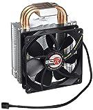 RAIJINTEK Themis Black 120mm CPU Cooler for Intel LGA 201x/1366/115x/775 & AMD Socket FM2+/FM2/FM1/AM3+/AM3/AM2+/AM2