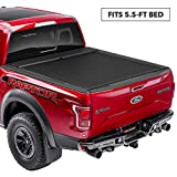Roll-N-Lock LG111M Locking Retractable M-Series Truck Bed Tonneau Cover for 2009-2014 Ford F-150 | Fits 5.5' Bed