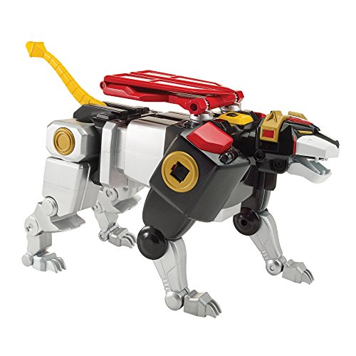 Voltron Classic Black Lion Action Figure