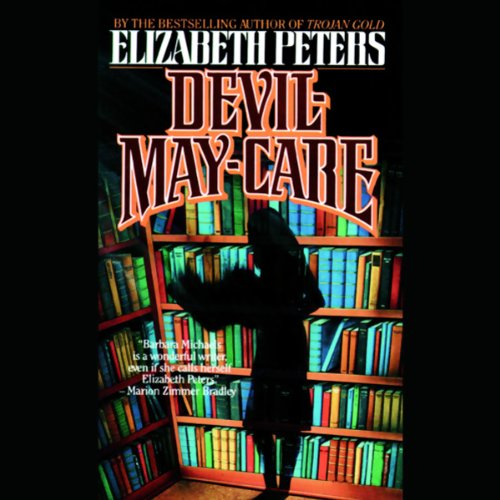 Devil-May-Care audiobook cover art