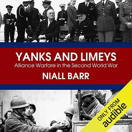 Yanks and Limeys cover art