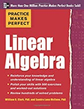 Practice Makes Perfect Linear Algebra: With 500 Exercises