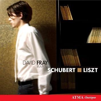 "Schubert: Fantasy in C Major, ""Wandererfantasie"" / Liszt: Piano Sonata"