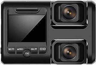 Hammer Dash Cam Full HD 1920x1080p del coche cámara de la rociada 2 pulgadas de 150 grados con el sensor de visión nocturna, 24 Horas modo de aparcamiento, sensor de movimiento, detección de colisione