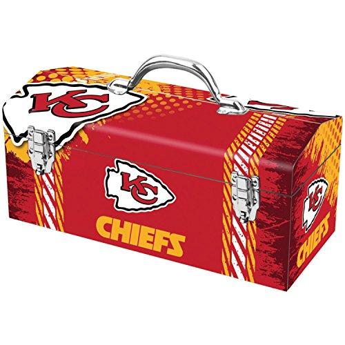 NFL Kansas City Chiefs Full-Print Tool Box