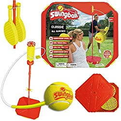 Camping Buyer's guide - swingball campsite entertainment