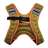 Sveltus 1798Unisex Adult Weighted Vest, Blue, 5Kg