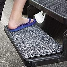 Safety Step SA10-00 Sand Away Step Rug Charcoal