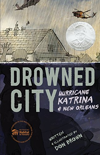 Drowned City: Hurricane Katrina and New Orleans (English Edition)
