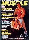 MONDE DU MUSCLE (LE) [No 111] du 01/05/1992 - LES FRUITS - L'ARNOLD CLASSIC - LE CHOC DES COLOSSES - MISS INTERNATIONAL - STOP A LA MASSE - LES SECRETS DE LA MUSCULATION - CONSTRUIRE UN BON COURS - AU 4EME SALON DU BODYBUILDING - ROBERT BRETON - MOMO BENAZIZA - JOSETTE ROCHE-SHUEY ET TANIA CLEMENT - JORGE BETANCOURT - VERONIQUE GADY - LEE LABRADA - LES FRERES NOURI - ST. AUBIN - CAROLE SERRE