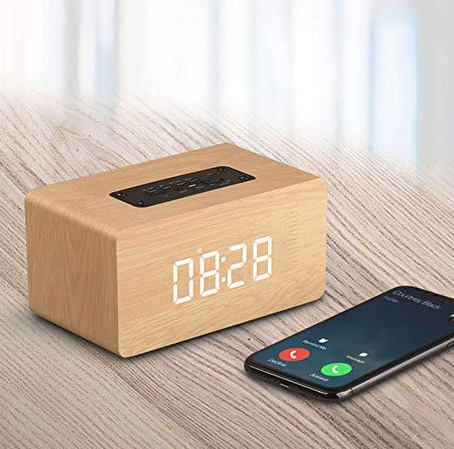SZZ0306 Plus Altavoces Bluetooth, Altavoz Portatiles con Powerbank, Horas De Reproduccin, Sonido Estreo TWS, Efecto De Triple Bajo, Speaker Bluetooth Manos Libres