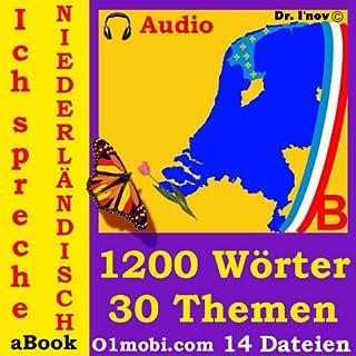 Ich spreche Niederländisch (mit Mozart) - Basisband [Dutch for German Speakers] Titelbild