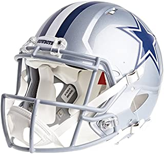 Riddell Dallas Cowboys Officially Licensed Speed Authentic Football Helmet