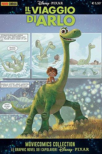 Il Viaggio di Arlo Disney Movie Pixar 1