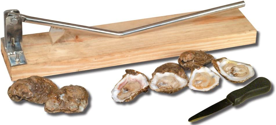 Max 82% OFF At the price of surprise King Kooker 5500 Stainless Steel Oyster Opener Knif with