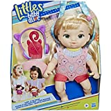 Baby Alive, Baby Shark Brown Hair Doll, with...