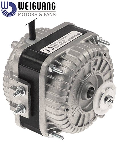 Ventilador Motor 230V 16W 1300u/min. apta para Electrolux 50/60Hz también válido para alpeninox