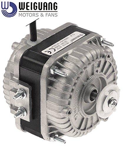 Lüftermotor YZF16-25-18/26 für Scotsman AC175, MF41, ACM125, MF46, AC225, MC45, Mareno NF143DNP, NF143DNI, NF143DNF, NF72DNF 16W