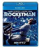 【Amazon.co.jp限定】ロケットマン ブルーレイ+DVD(英語歌詞字幕付き)(フォトカード4枚セット付き) [Blu-ray]