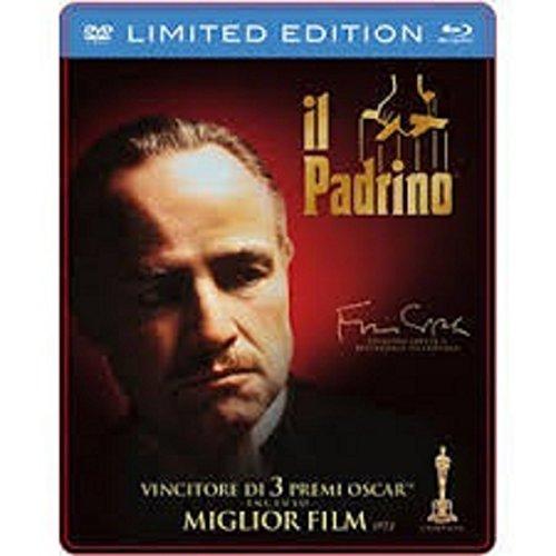 Film Il padrino (Blu-ray + DVD) Limited Metal Box steelbox