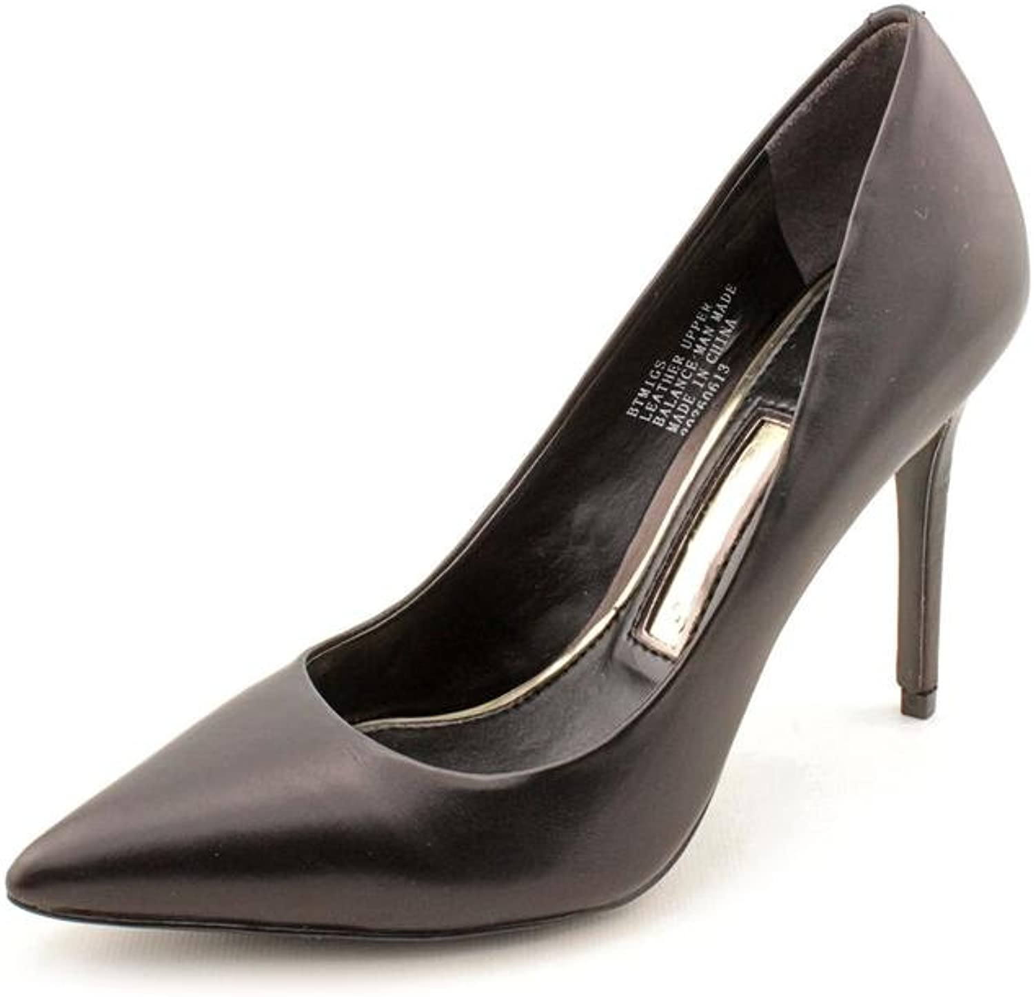 Boutique 9 Migs Women's Pump (US 10, Black)