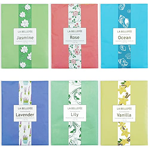 Scented Sachets Fragrance Closet and Drawers