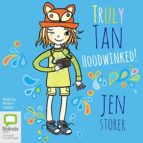 Hoodwinked! audiobook cover art