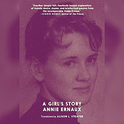 A Girl's Story audiobook cover art