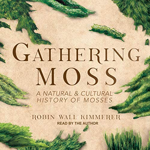 Gathering Moss audiobook cover art