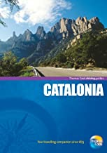 Driving Guides Catalonia, 4th (Drive Around - Thomas Cook)