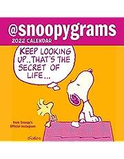 Peanuts 2022 Mini Wall Calendar: @Snoopygrams