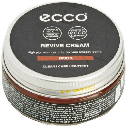 Ecco Shoe Care, Producto de reparación de Zapatos para Hombre, Marrón (Bison 400122), 50.00 ml
