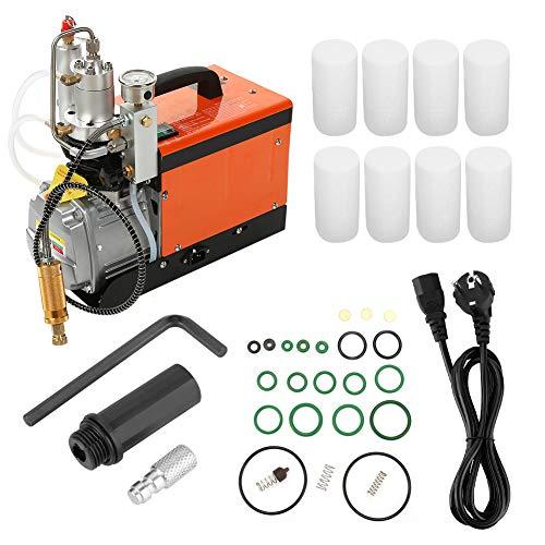 High Pressure Electric Air Compressor, Universal Industrial Air Pump Compressor 30Mpa High Effectiv Air Compressing Equipment
