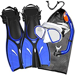 Promate Spectrum Junior Snorkeling Combo Set