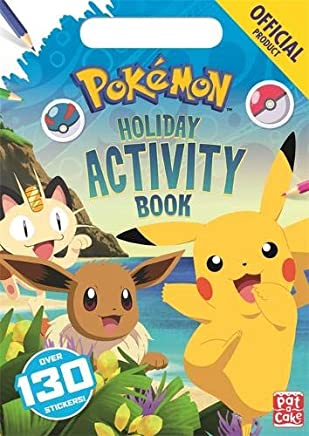 Official Pokmon Holiday Activity Book