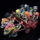 ワンピース/ワンピース、限定、ルフィ、馬車、20周年記念版、ハンドモデル