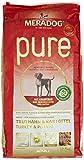 Mera Dog Pure 12.5 kg Truthahn & Kartoffel getreidefrei, 1er Pack (1 x 12.5 kg)
