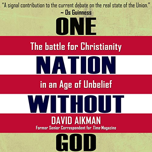 One Nation without God? audiobook cover art