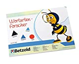Betzold 87262 - Wortartenforscher, magnetische Symbole - Montessori-Material - Betzold