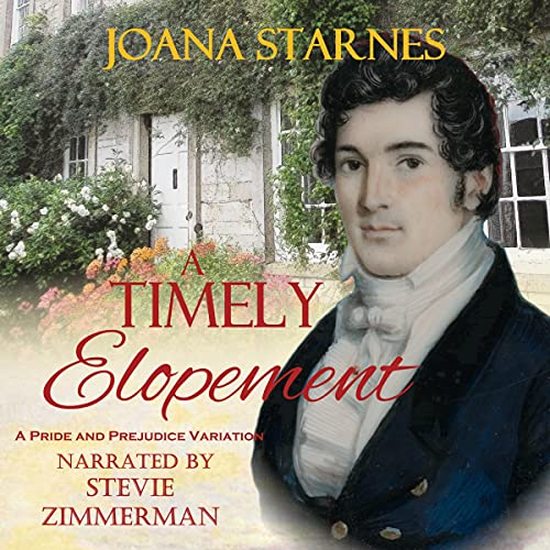 A Timely Elopement cover art