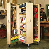 Mobile Tool Cabinet Printed...