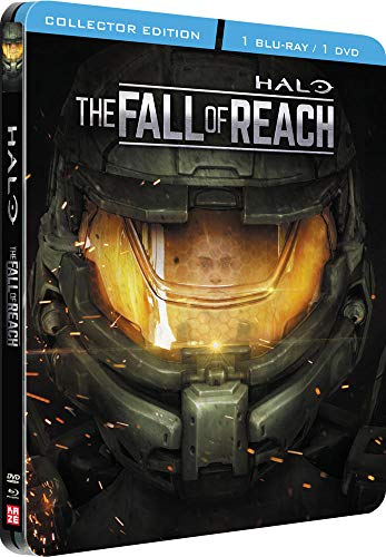 Halo : The Fall of Reach Collector [Combo [Blu-Ray + DVD-Édition boîtier SteelBook]