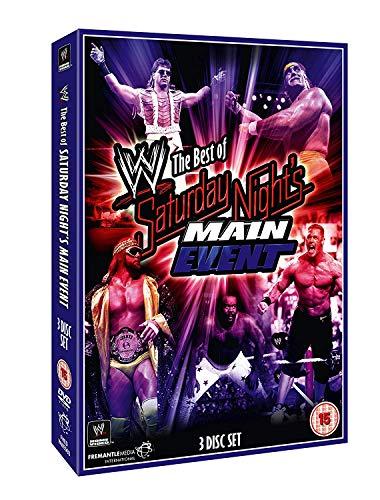 WWE: The Best Of Saturday Night's Main Event by Hulk Hogan(2014-08-18)